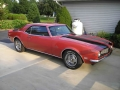 Mike's Corvette bronze 1968 Z28