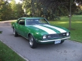 Paul's Rally green 1968 Z28