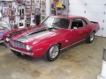 Steve's 1969 Garnet red JL8-cross-ram Z28