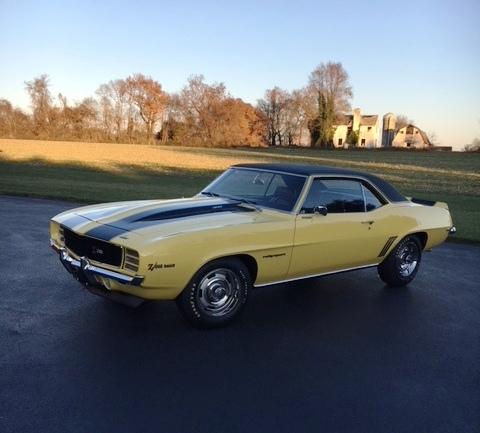 Rare NOS Parts & Cars For Sale