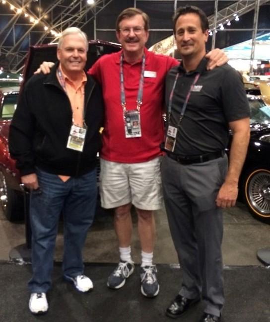 BJ 8, Rick Hendrick, Me & Dale