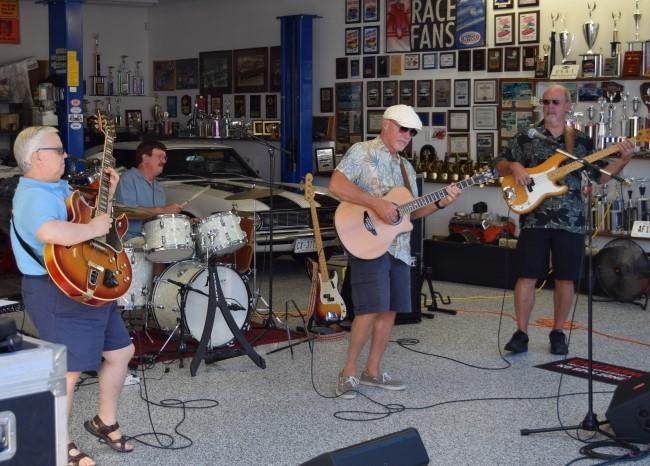 Pat O'Brennan Band #2